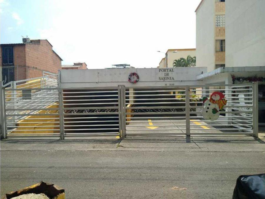 vendo apartamento en el barrio ciudad 2000 unidad cerrada
