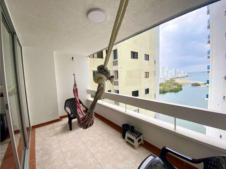 vendo apartamento en el laguito de uso mixto