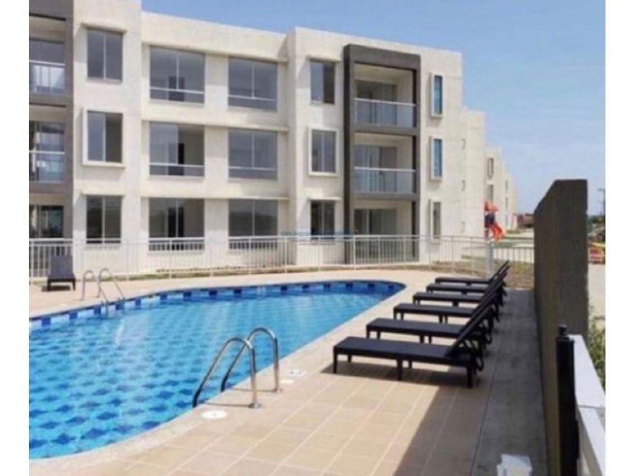 vendo apartamento en cartagena en serena del mar