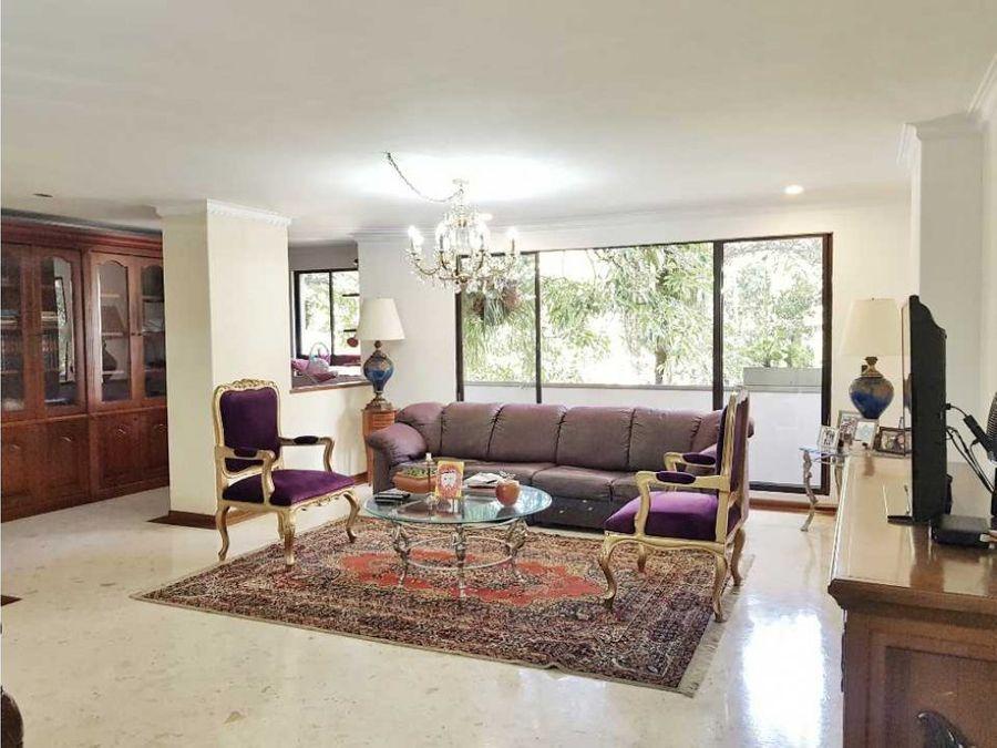 apartamento en venta medelin poblado castropol