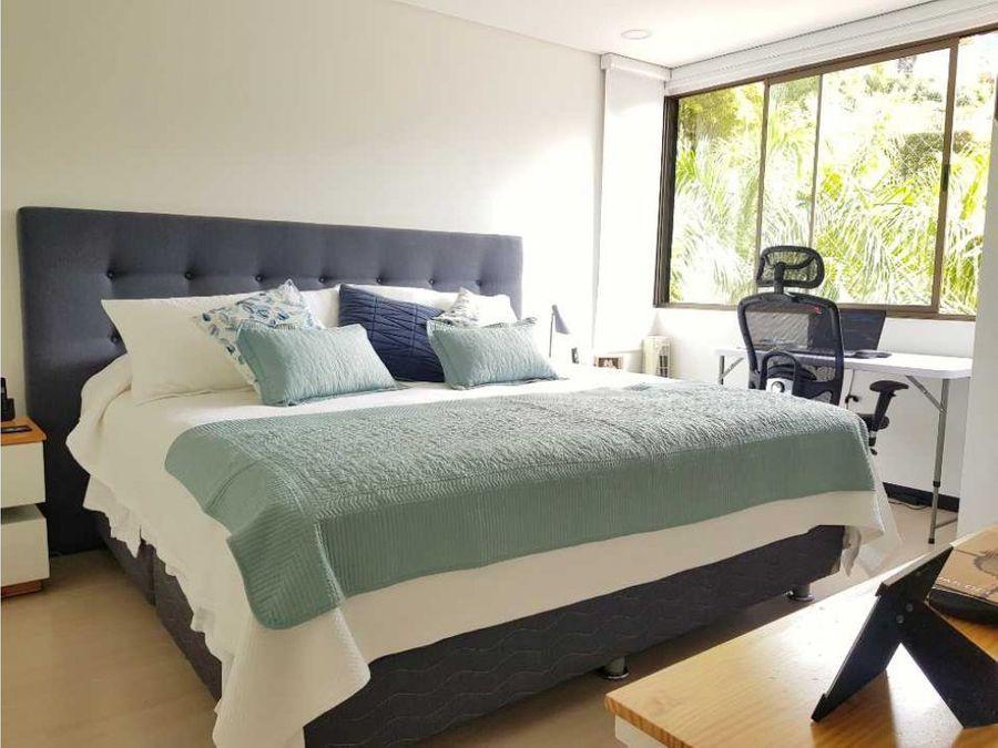 apartamento en venta medellin poblado la calera