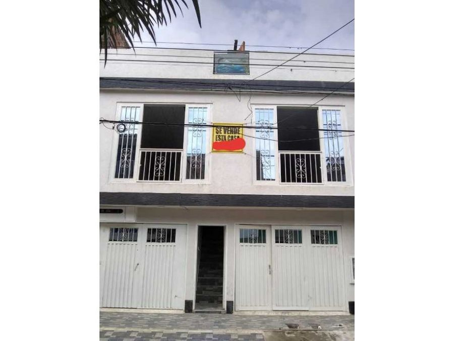 vendo casa comercial para inversionsta