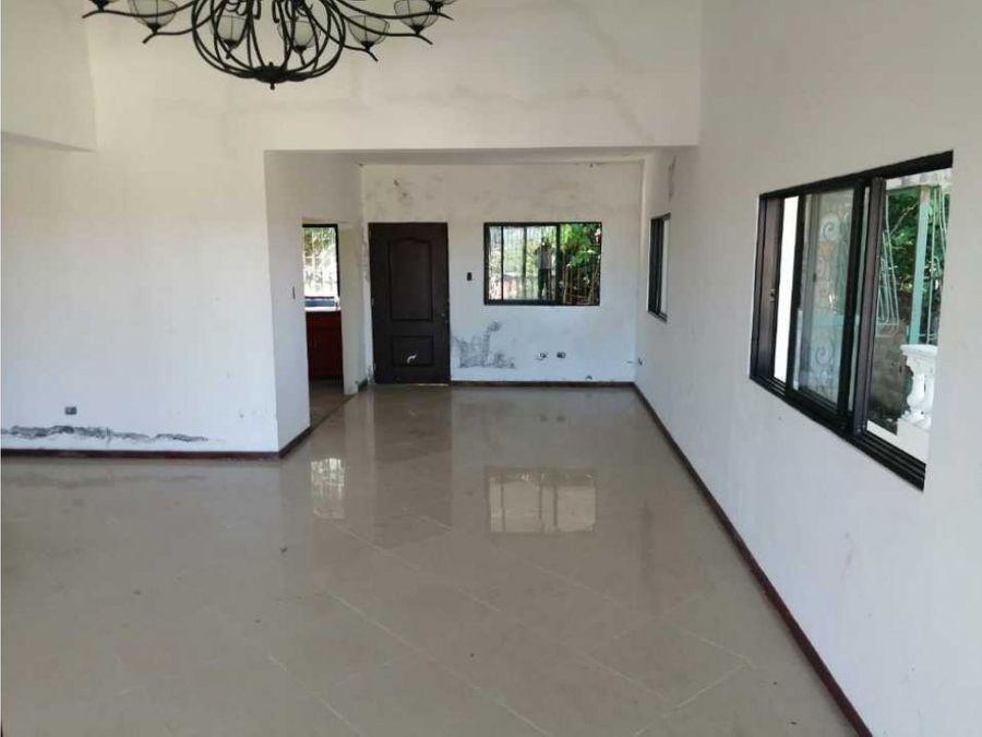 vendo casa duplex400 mts2 san cristobal rd