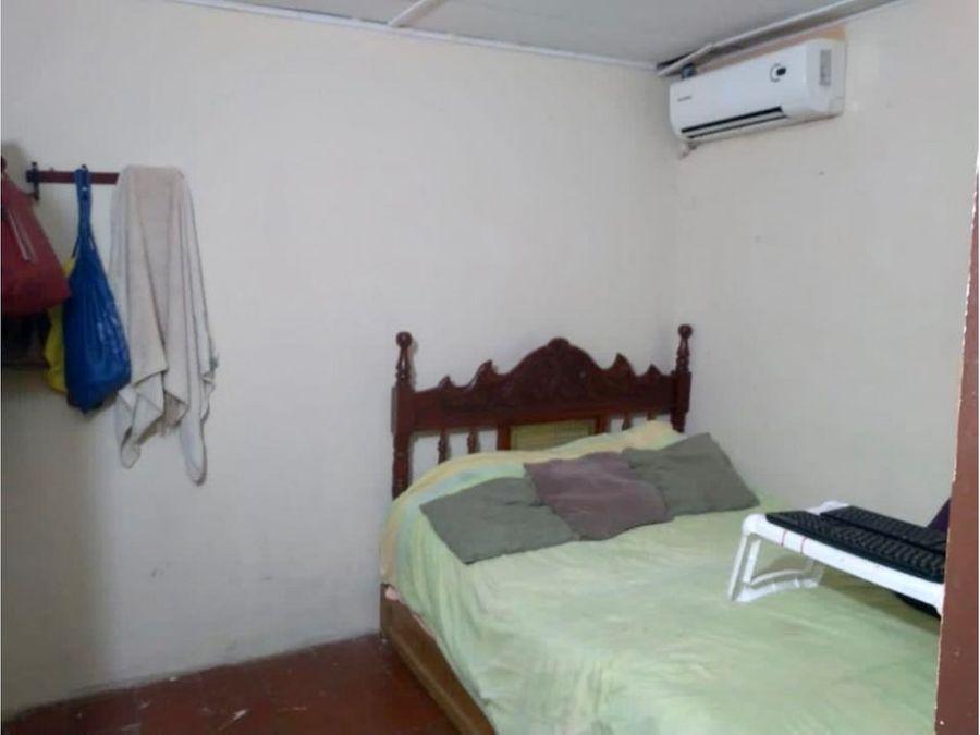 vendo casa de dos pisos en cartagena en el barrio el socorro