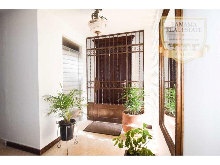 preic c a vendo elegante apartamento reformado en obarrio