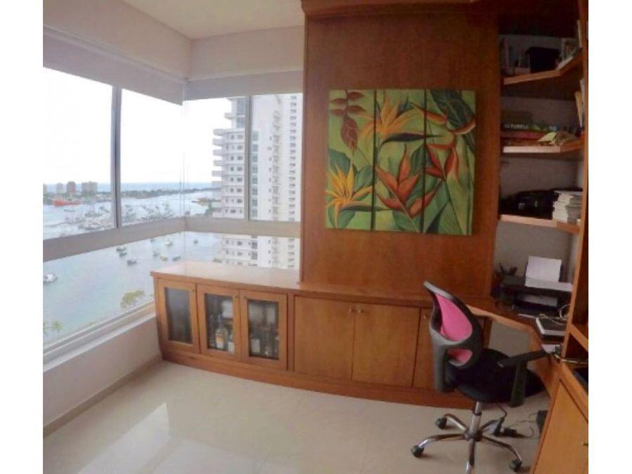 vendo apartamento en manga en cartagena