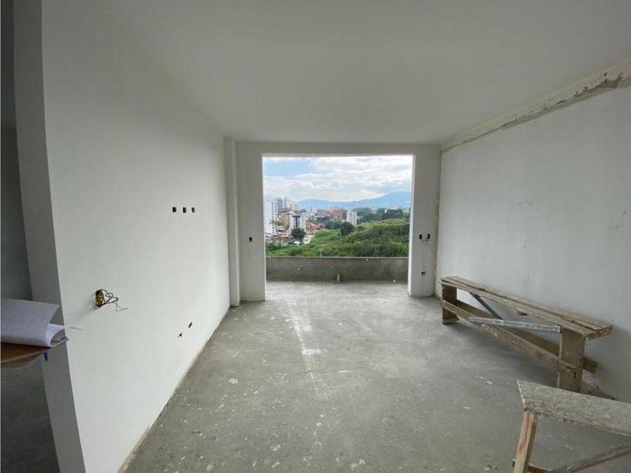 vendo hermoso apartamento en construccion piso 10 en pinares pereira