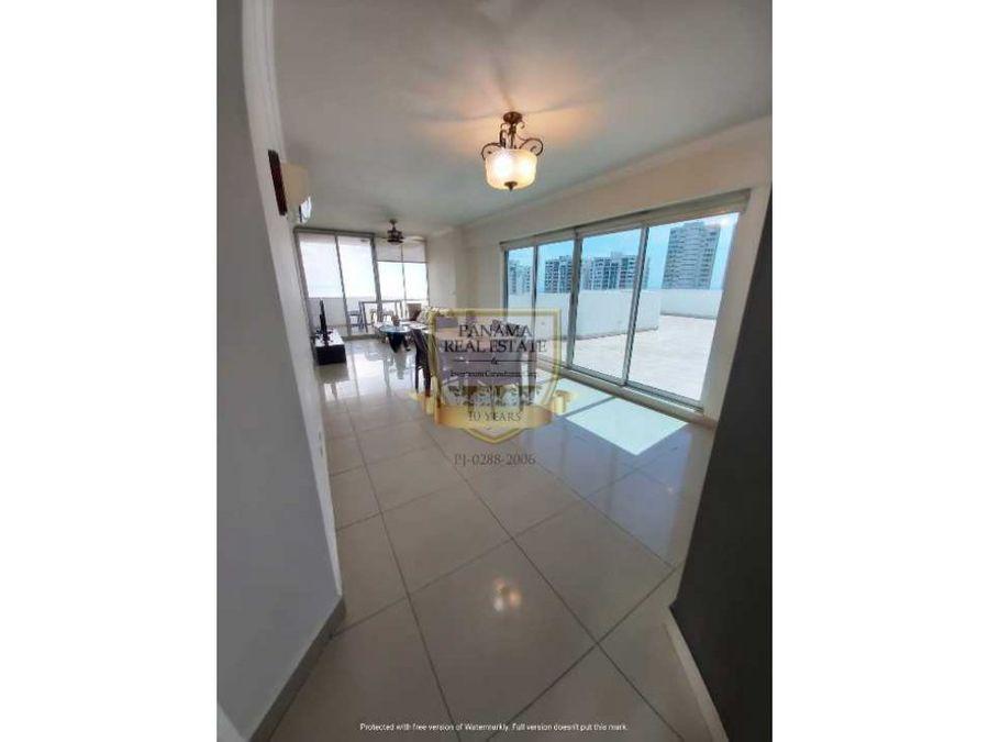 vendo ph waterview san francisco terraza privada 230m2 ac