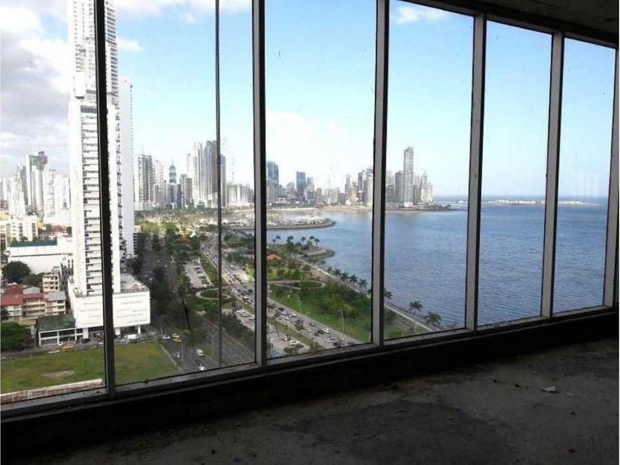 vendo piso completo en balboa office center