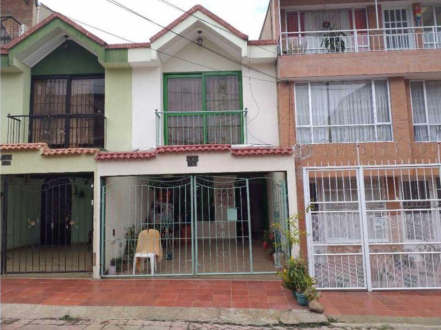 vendo magnifica casa barrio san jorge fusagasuga