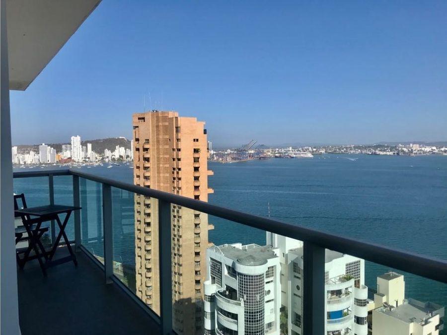 vendoarriendo apartamento vista a la bahia