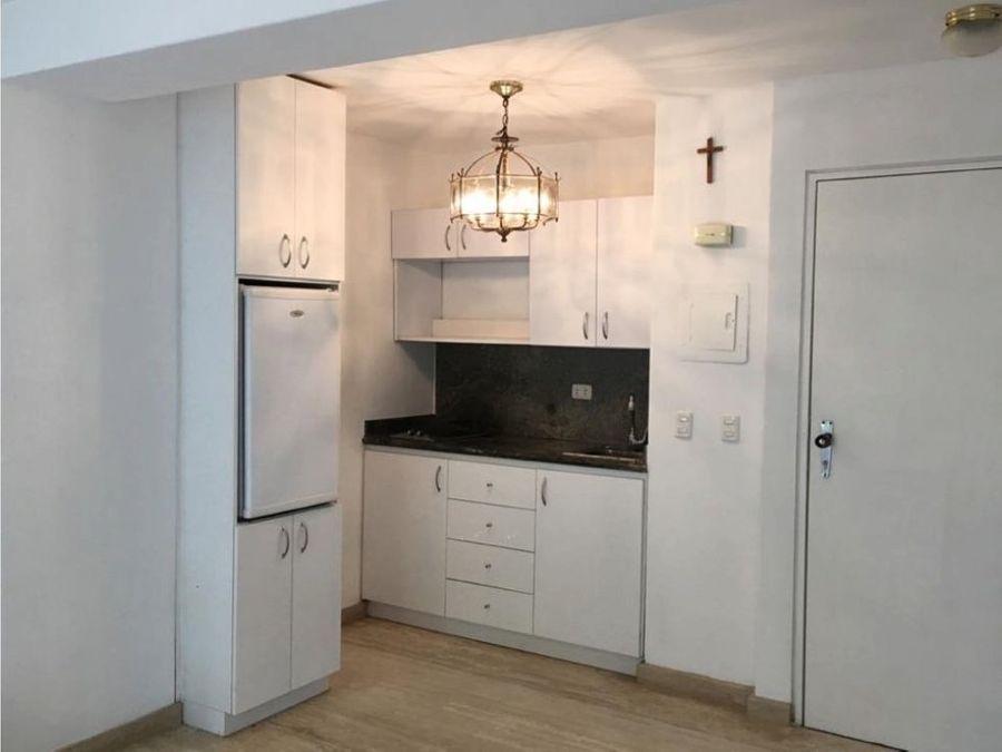 alquiler apartamento tipo estudio en oripoto con 1 bano y 1 puesto