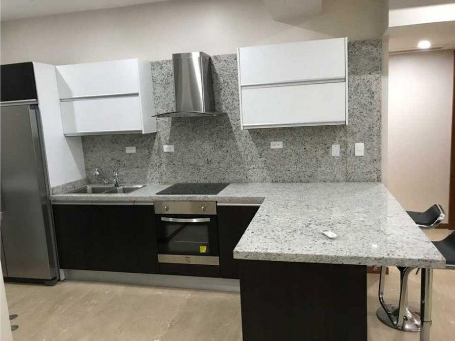 alquiler apartamento exclusivo en campo alegre