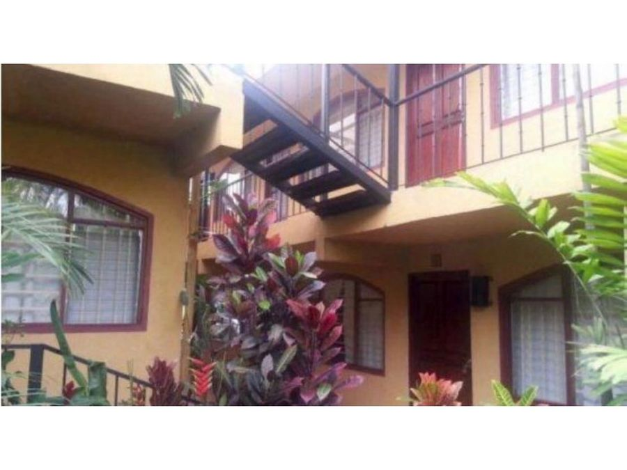 alquiler de apartamento amueblado san pedro barrio roosevelt