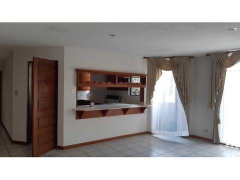 alquiler de apartamento en zona 15 bulevar vista hermosa