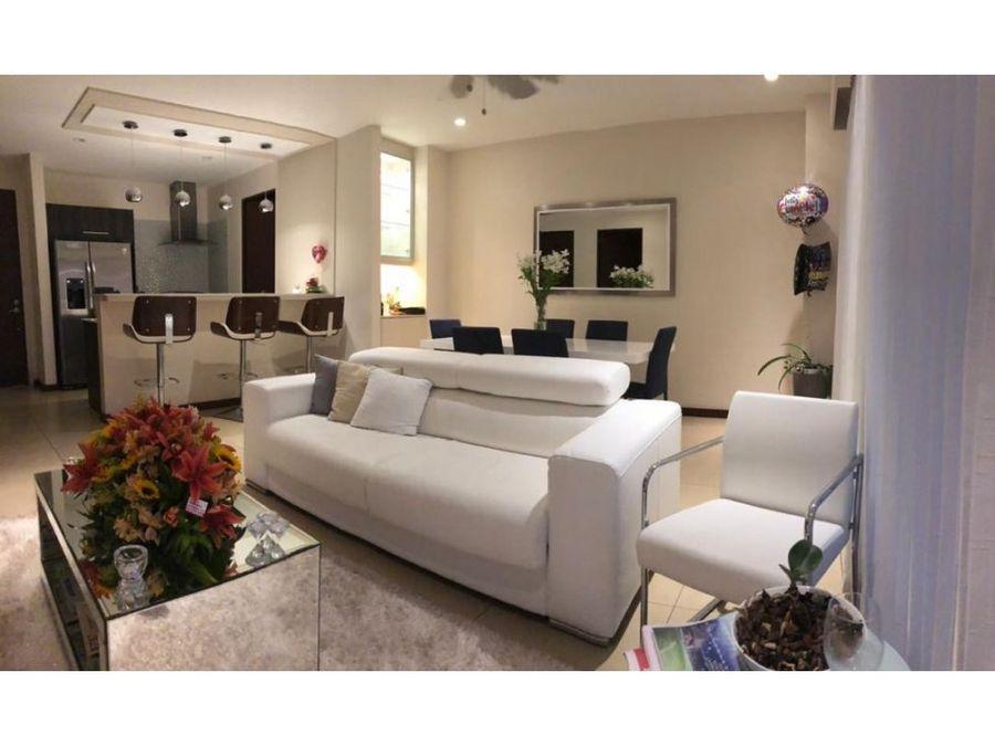 alquiler de apartamento amueblado escazu san rafael distrito cuatro