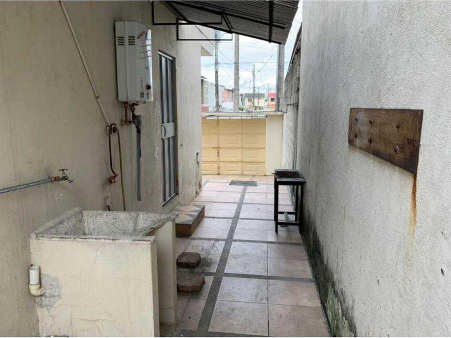 alquiler de casa en urb san felipe norte de guayaquil