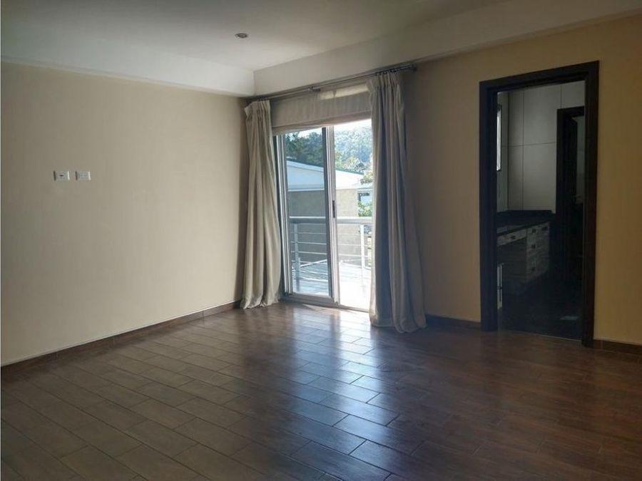 alquiler de casa escazu bello horizonte condominio tirreno