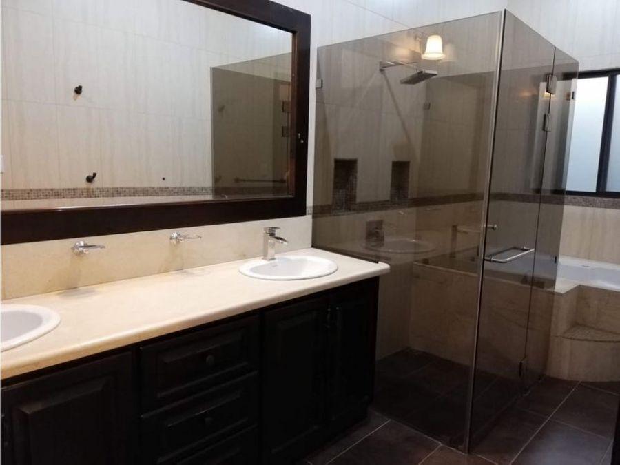 alquiler de casa heredia belen la ribera condominio hacienda belen