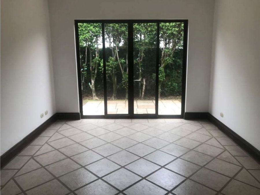 alquiler de casa santa ana lindora condominio bosques de lindora