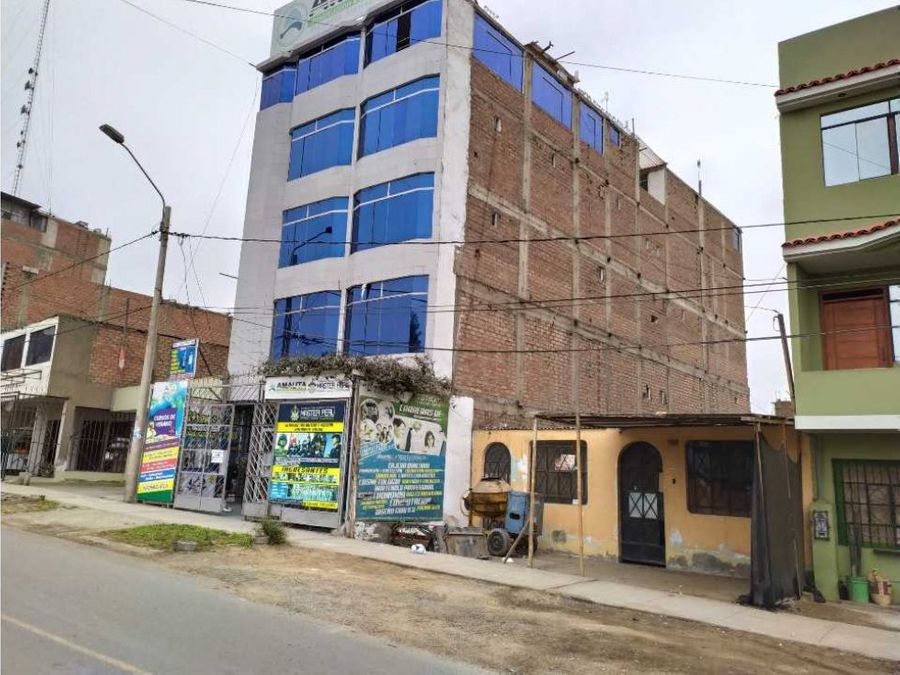 alquiler de edificio para oficinas academias etc