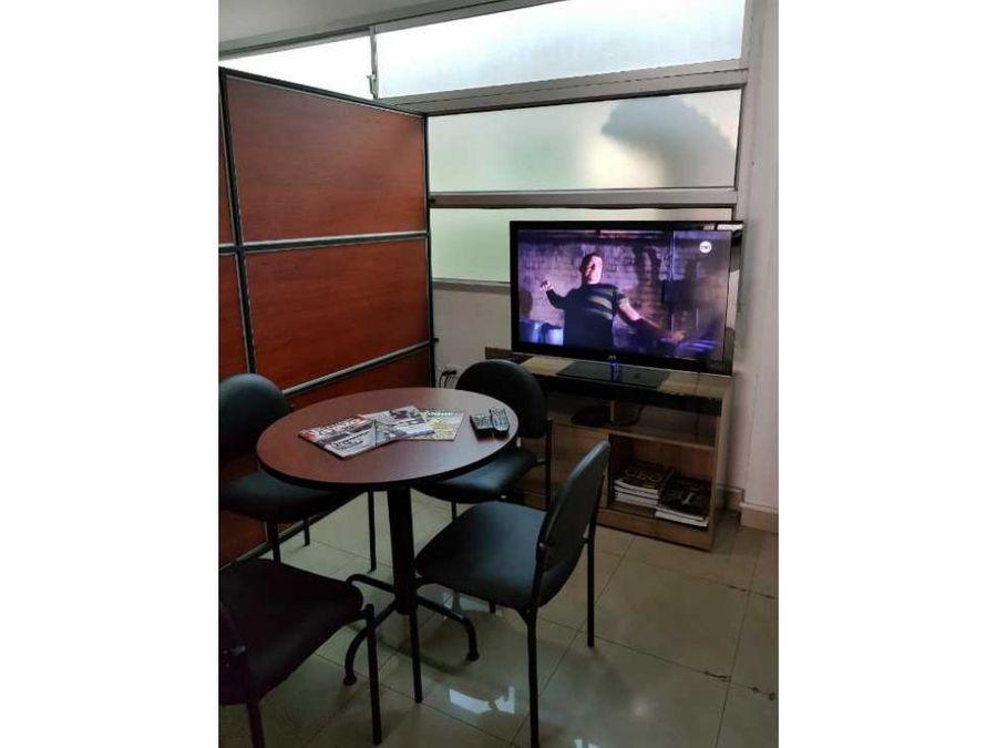 alquiler de espacio de oficinas amoblado coworking