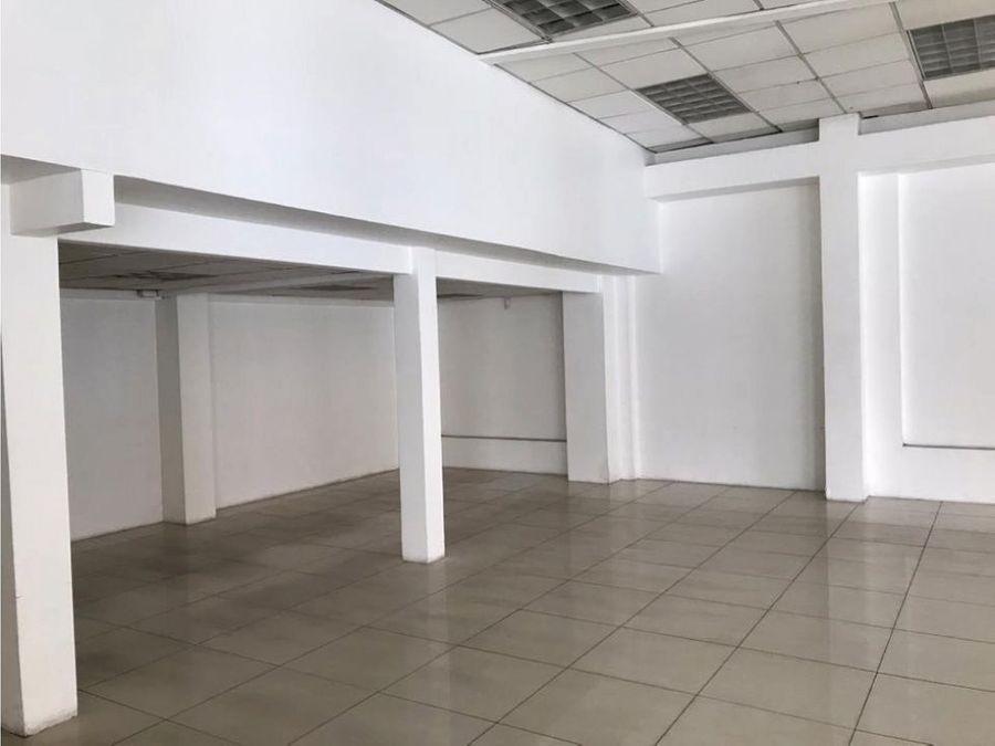 alquiler de local comercial san jose centro avenida segunda
