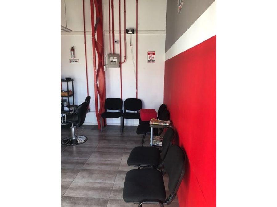 alquiler de local equipado para salon de belleza heredia barreal