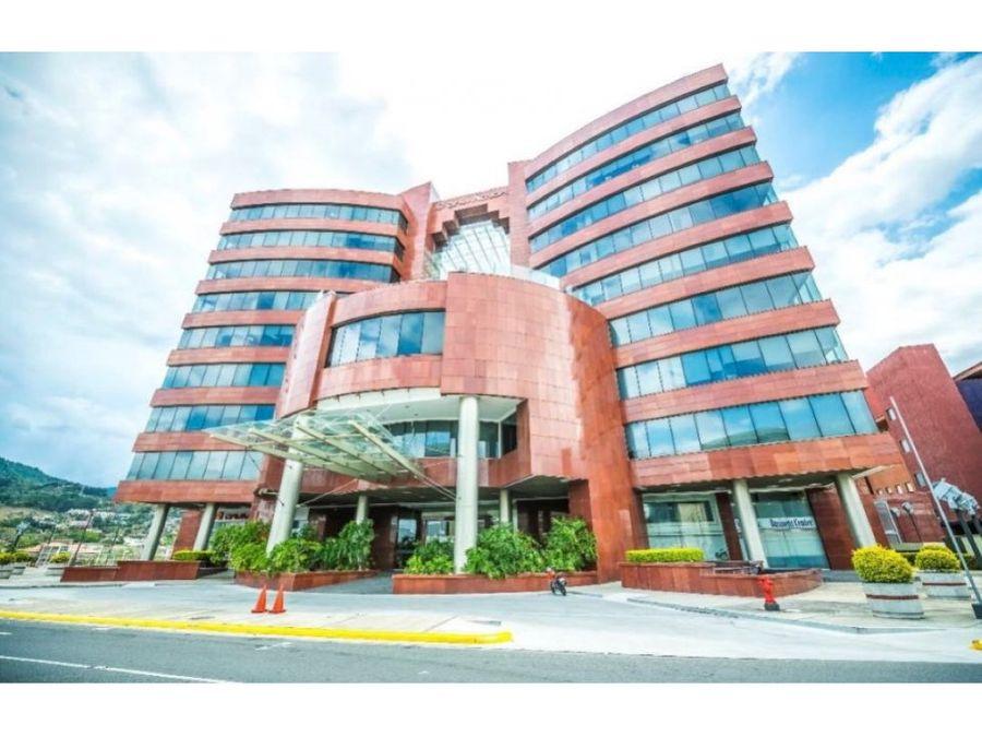 alquiler de oficina en edificio meridiano de 51539 m2 escazu