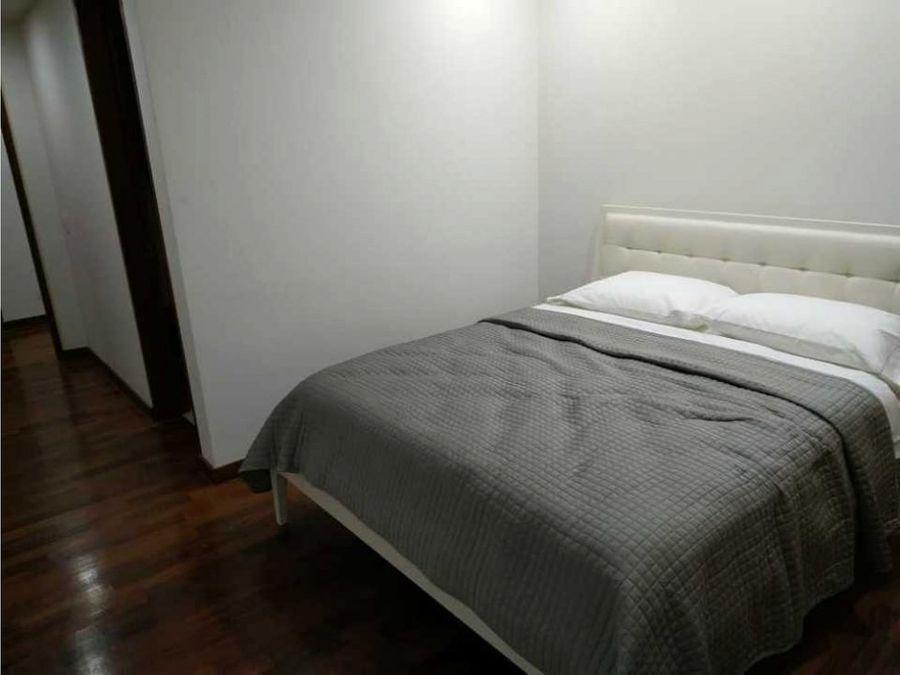 alquiler exclusivo apartamento campo alegre