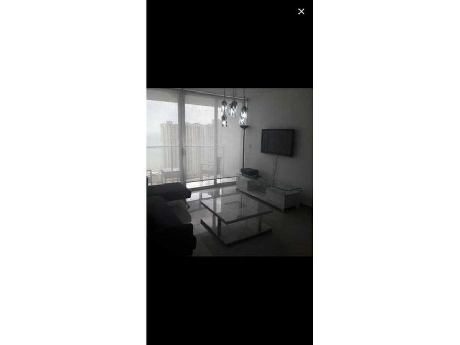 alquilo apartamento amoblado detras de atlapa 1100 neg