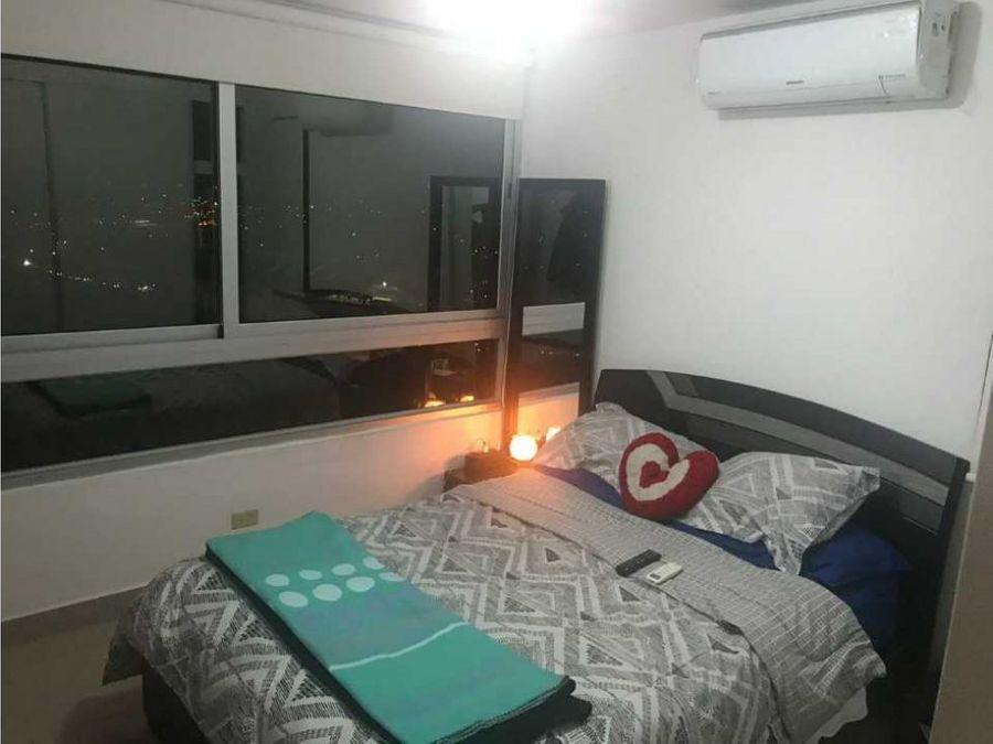 alquilo apartamento via cincuentenario 2 rec 1 ban