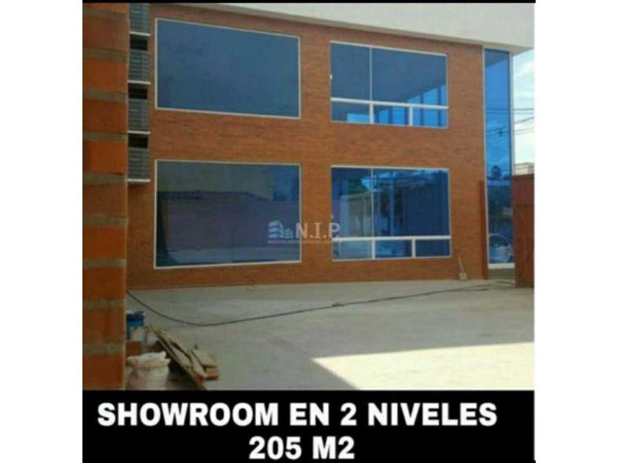 venta show room deposito zona multiplaza