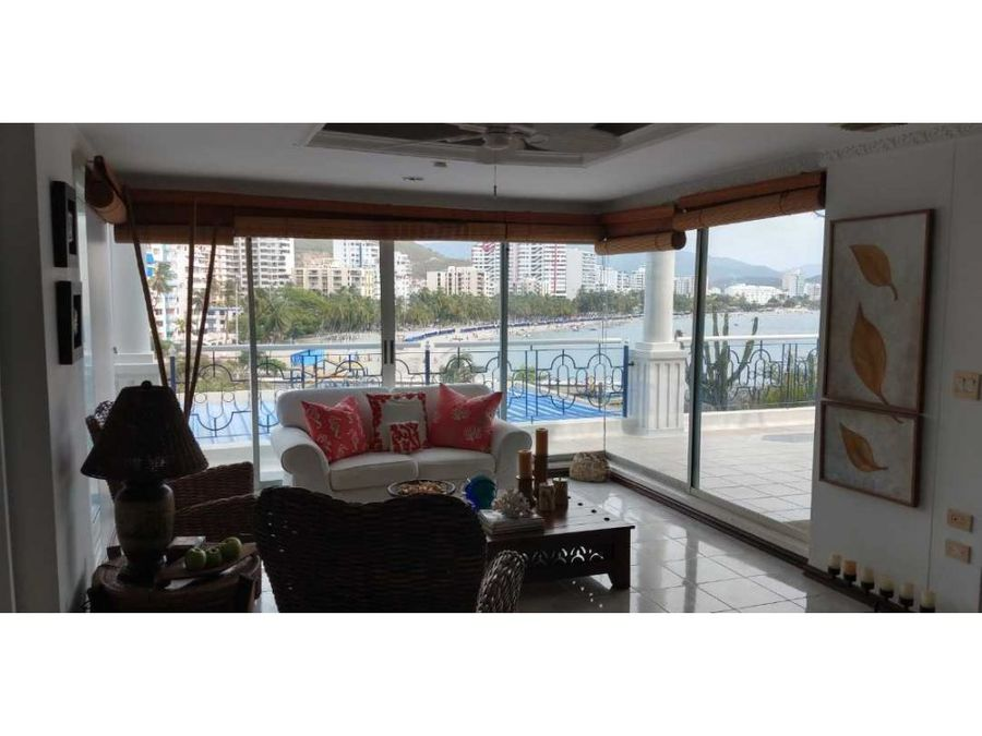 apartamento venta santa marta rodadero vista mar