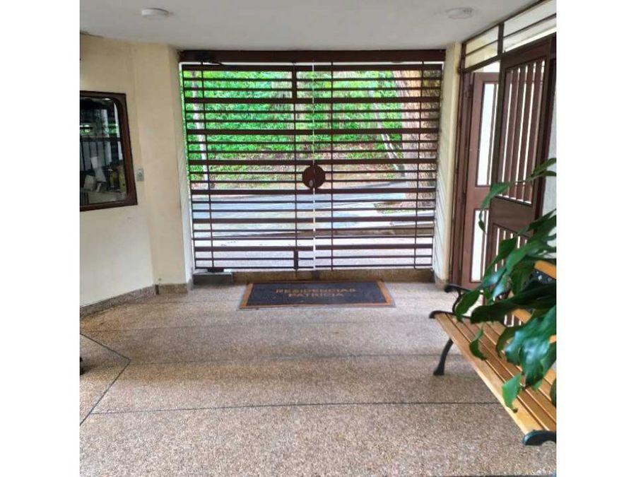 apartamento tipo estudio amoblado en alquiler en las esmeraldas