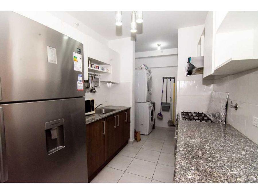 apartamento amoblado en alquiler el cangrejo ligia