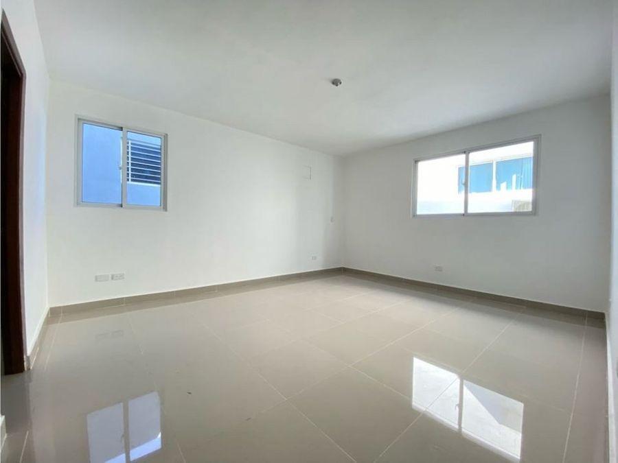 apartamento con derecho azotea en monte verde