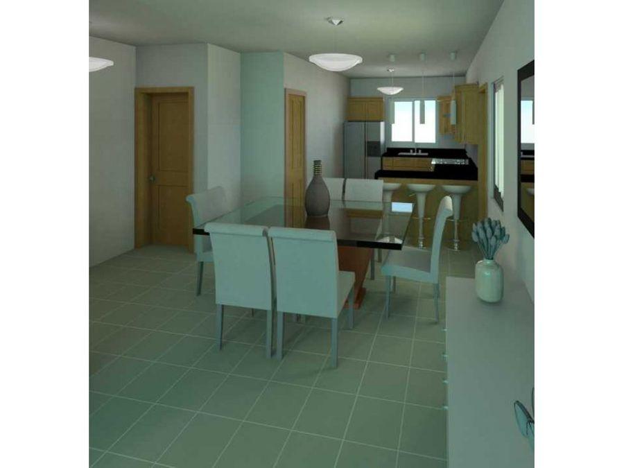 apartamento de venta en urbanizacion thomen