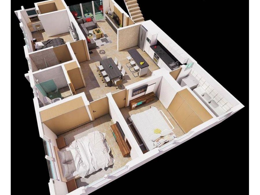 apartamento de venta en los laureles