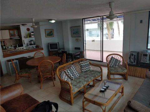 apartamento duplex en venta rodadero santa marta