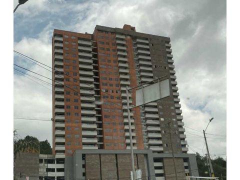 apartamento en venta 54m2 amazonia bello