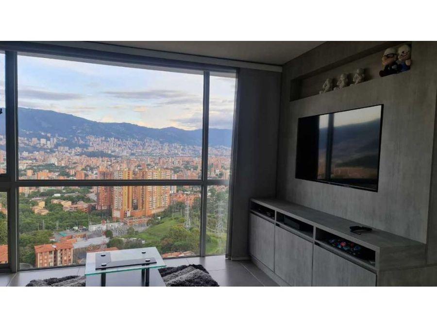 apartamento en venta calasanz parte alta medellin