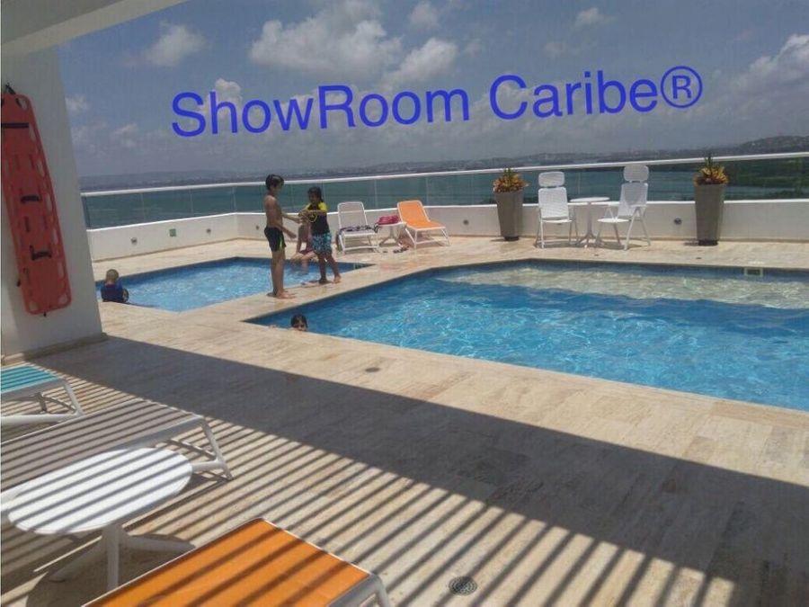 apartamento en venta cielo mar cartagena