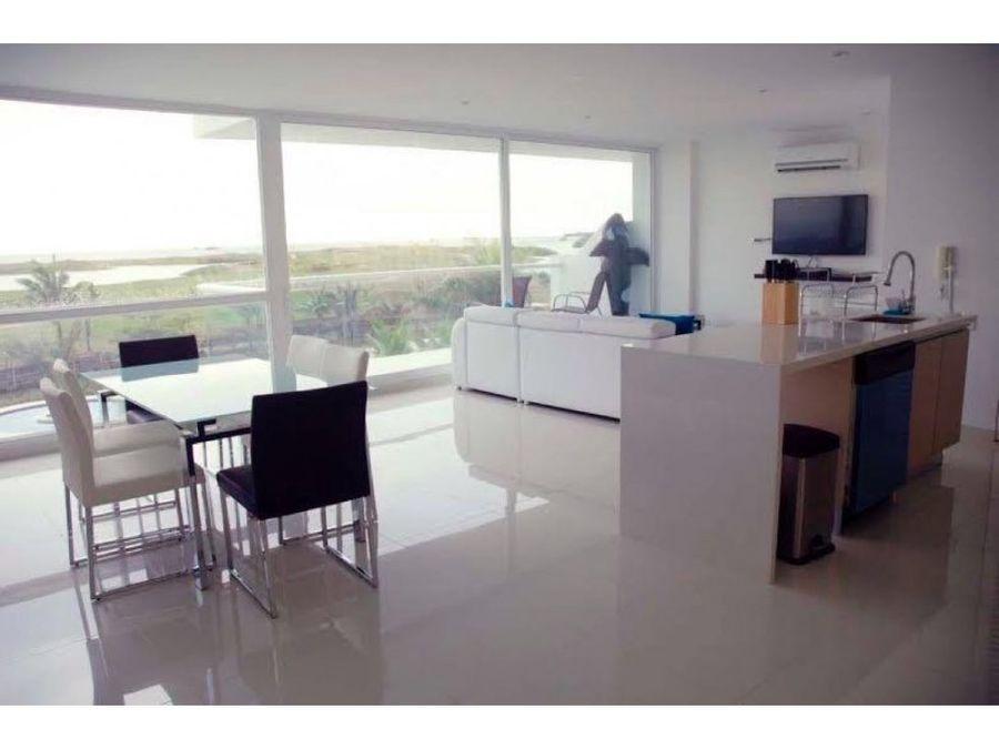 apartamento en venta condominio karibana beach resort