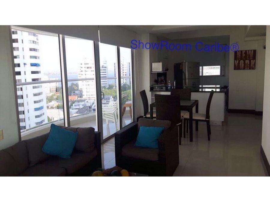 apartamento en venta edificio milano cartagena