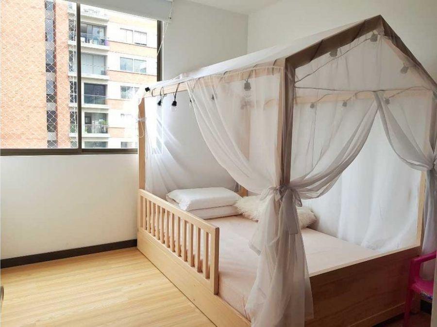 apartamento en venta el poblado padre marianito medellin