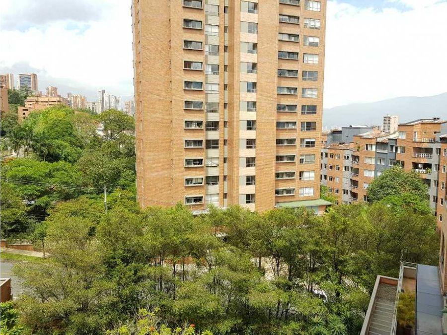 apartamento en venta el poblado sector las santas medellin