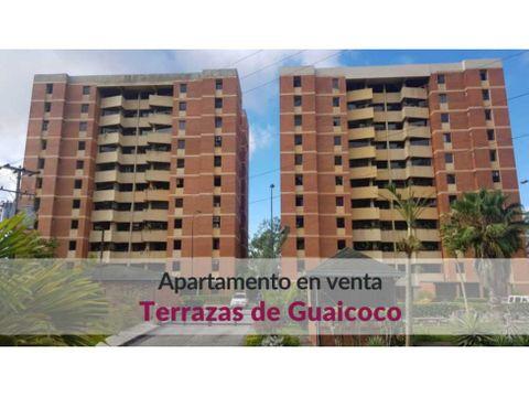 apartamento en venta en terrazas de guaicoco