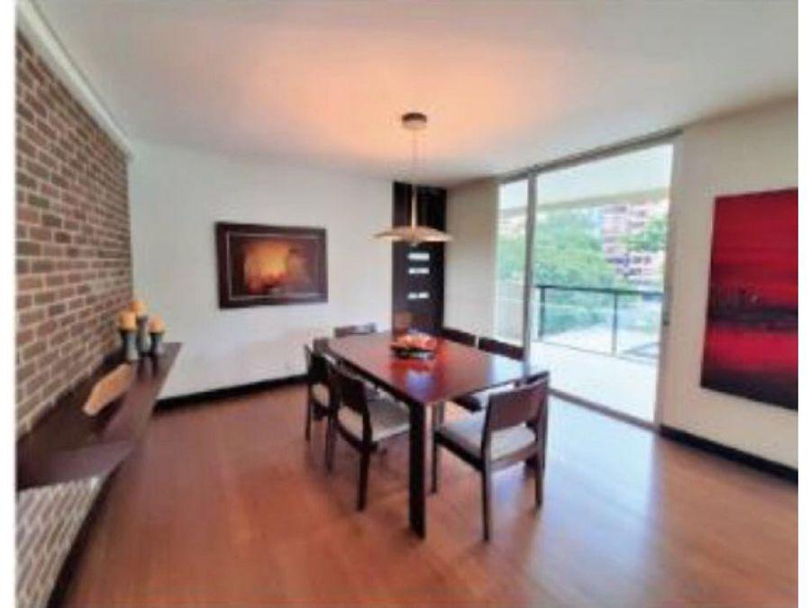apartamento en venta en medellin sector la 34