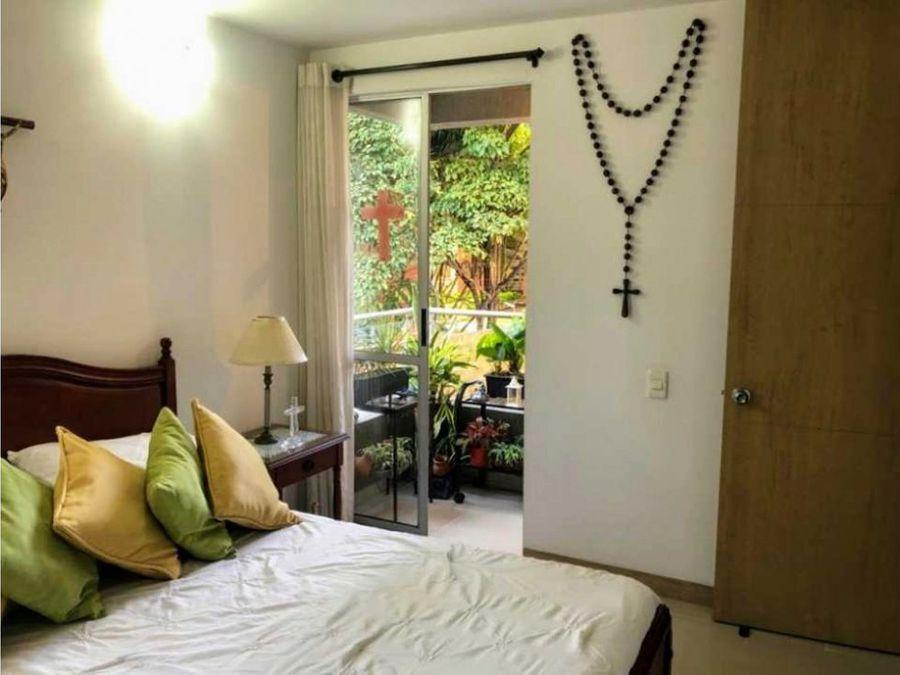 apartamento en venta en conjunto en la flora cali